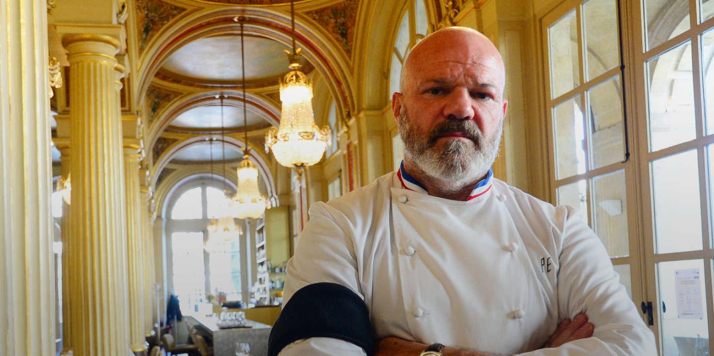 Podcast. Philippe Etchebest, porte-parole officieux des restaurateurs en détresse
