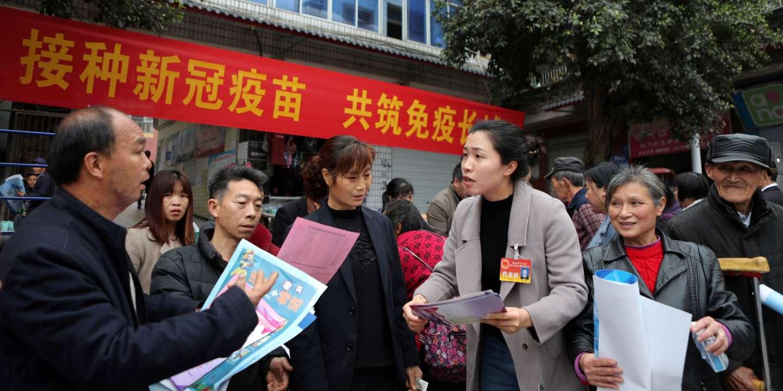 En Chine, la diplomatie du vaccin de Xi Jinping prise à revers