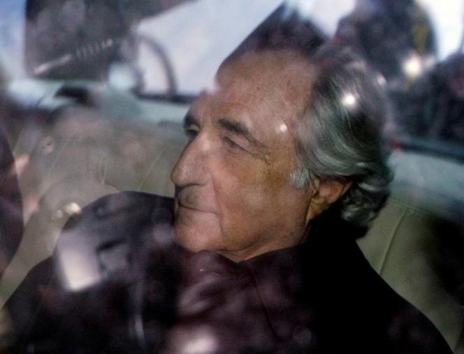 Finanzier Bernard Madoff, New York, 5. Januar 2009.