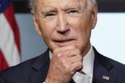 Joe Biden annonce le retrait total des troupes américaines d'Afghanistan, le 14 avril 2021, à la Maison Blanche, à Washington.