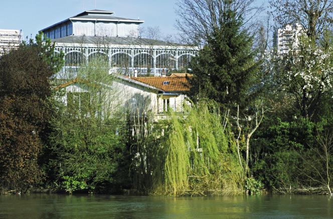 Le Pavillon Baltard, à Nogent-sur-Marne.