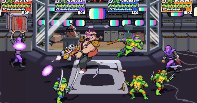 Dotemu, studio d'édition et de développement français, est spécialisé dans la sortie de classiques rétro sur nouvelles plates-formes. Le jeu «Tortues ninjas, la revanche de Shredder» a été annoncé pour 2021.