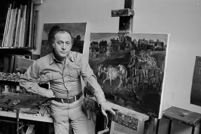 L'artiste Walter Spitzer, rescapé de la Shoah, est mort