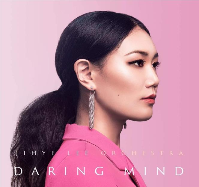 Pochette de l'album « Daring Mind», de Jihye Lee Orchestra.