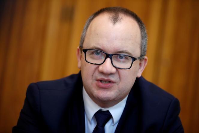 Adam Botner, Ambasador i Rzecznik Praw Obywatelskich, 16 lipca 2019 roku w Warszawie.