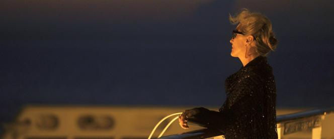 Alice Hughes (Meryl Streep) dans«La Grande Traversée» (2020), de Steven Soderbergh.