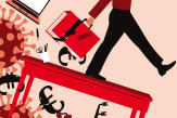 «Se poser la question de jeter l'éponge, c'est terrible»: les entrepreneurs face à la tentation de l'abandon