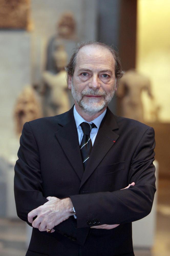 Jacques Giès, ancien président du Musée Guimet, est mort