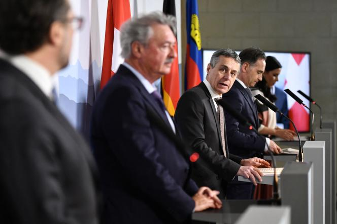 After years of waiting, Brussels is waiting for Switzerland to finally take a stand