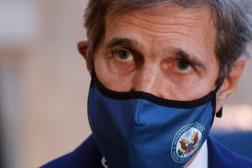 John Kerry, envoyé spécial pour le climat, à Paris, le 10 mars.