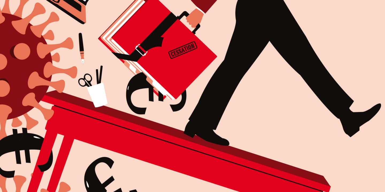 « Se poser la question de jeter l'éponge, c'est terrible » : les entrepreneurs face à la tentation de l'abandon