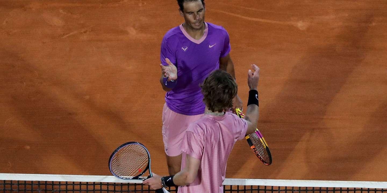 Tournoi de Monte-Carlo : Rafael Nadal éliminé par Andrey Rublev en quarts de finale