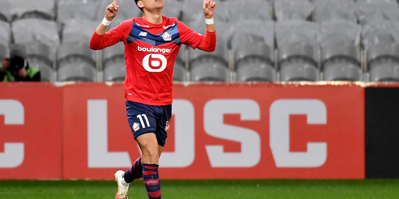 Ligue 1 : le leader Lille accroché à domicile par Montpellier (1-1)