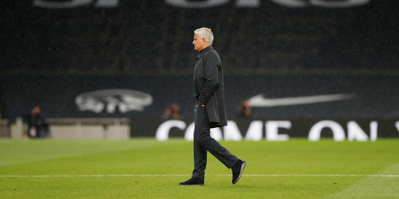 Football : José Mourinho démis de ses fonctions d'entraîneur de Tottenham