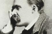 Le philosophe Friedrich Nietzsche.