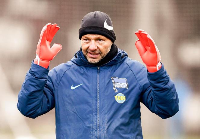 Torwarttrainer Zollt Petri (hier im Jahr 2019) erhielt Unterstützung von der ungarischen Regierung, nachdem er die