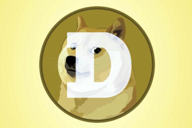 Le logo de la cryptomonnaie Dogecoin, que Thodex avait abondamment promue ces derniers mois.