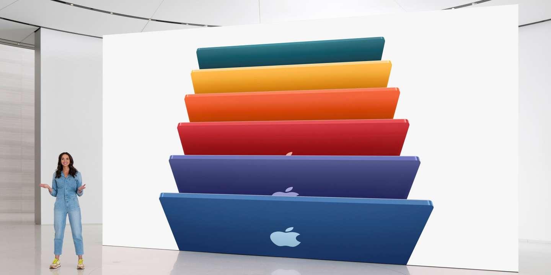 Nouvel iMac, iPad Pro, AirTag... Le résumé des nouveautés Apple