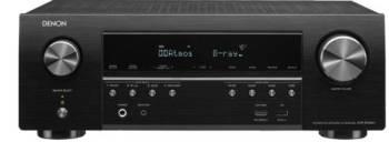 Un excellent ampli AV pour les non-joueurs Denon AVR-S750H