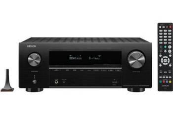 La meilleure qualité sonore à moins de 1500 euros Denon AVC-X3700H