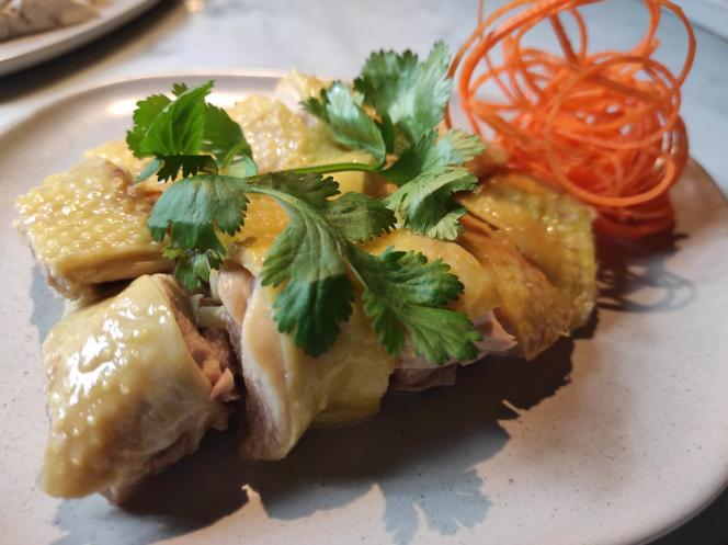 868f019 607546691 poulet hainan ok - Chinese or at home?  Three Chinese recipes that will wake up your kitchen
