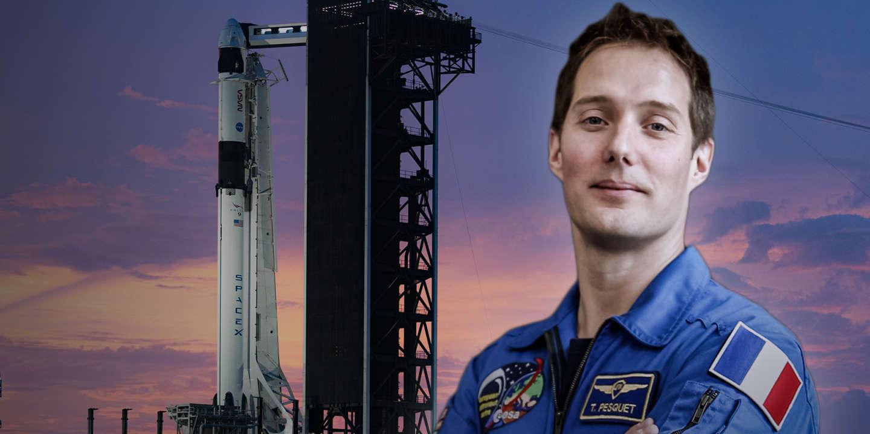 Décollage de Thomas Pesquet vers l'ISS : suivez le départ en direct vidéo et posez vos questions