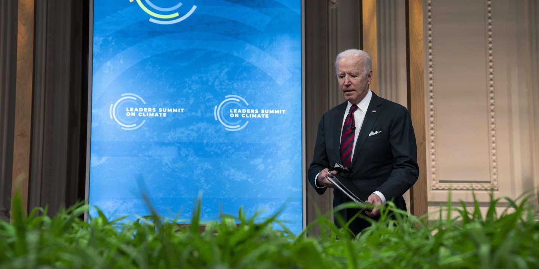Joe Biden réussit à replacer les Etats-Unis au cœur de la diplomatie climatique