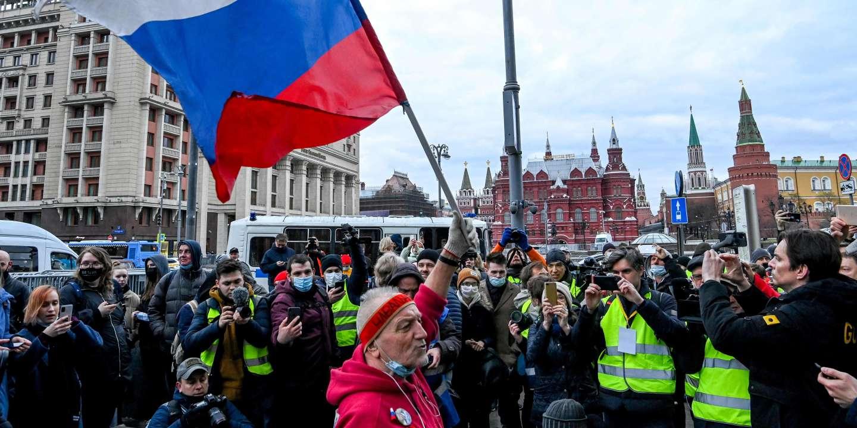 Russie : le fossé se creuse entre le pouvoir et les manifestants pro-Navalny