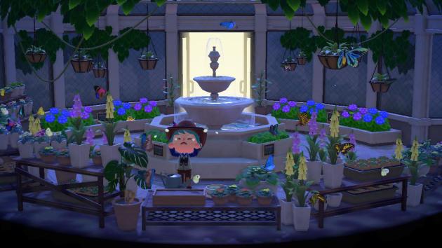 Léo pleure la disparition de ses visiteurs, en attendant la réouverture du museum.