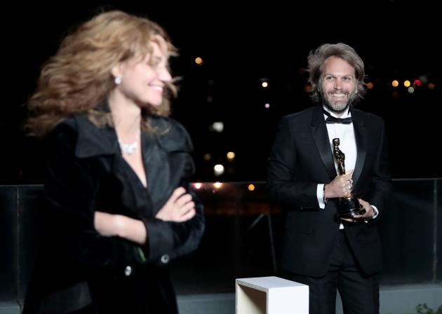 Florian Zeller otrzymuje nagrodę za najlepszy scenariusz filmowy