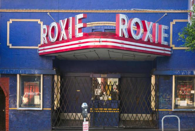 Le cinéma Roxie Theater de San Francisco a été fondé en 1909.