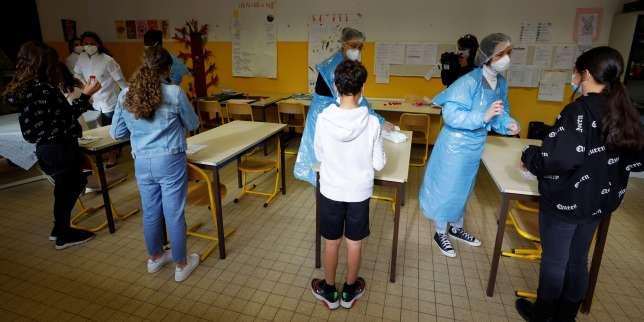 Covid-19: «Il est à craindre, pour le futur, que le SARS-CoV-2 et ses variants fassent des écoles des foyers épidémiques importants»