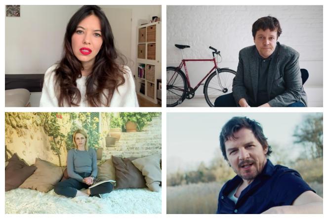 Les acteursGianna Valentina Bauer, Christian Ehrich, Christine Sommer et Felix Klare font partie des comédiens ayant participé à l'opération.