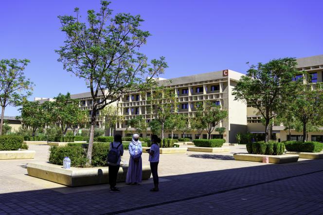 Le Lycée d'excellence de Buengérir (Lydex), le 10 septembre 2020.