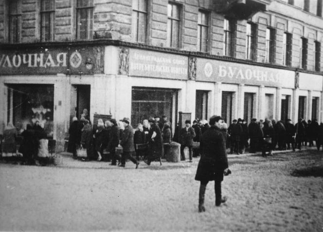 Moscou, 1930.