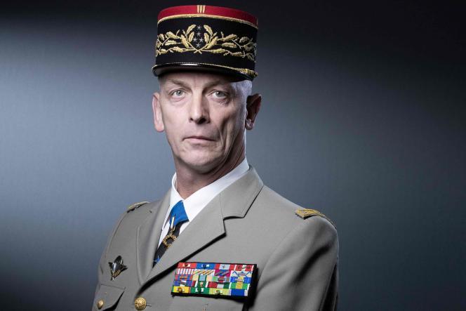 Le général François Lecointre, le 27 avril 2021.
