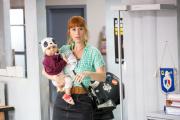 Morgane (Audrey Fleurot) dans la série «HPI» diffusée sur TF1.