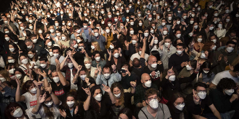 Covid-19 : les autorités françaises donnent leur feu vert au concert-test parisien