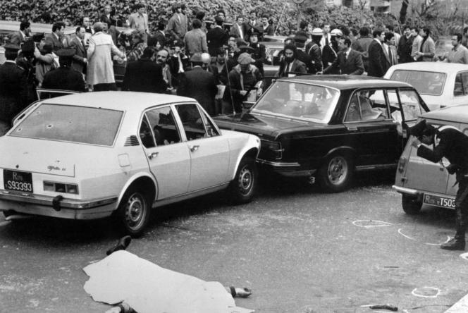 L'ancien président du conseil italien Aldo Moro avait été kidnappé le 16mars 1978 et exécuté le 9mai de la même année par les Brigades rouges.