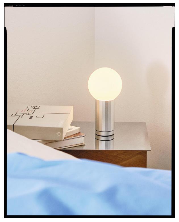 La lampe de table Turn On.