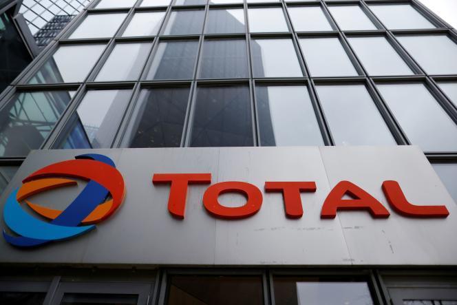 Siège du groupe Total, à La Défense, dans les Hauts-de-Seine.