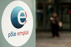 Un bureau de Pole emploi en région parisienne, le 29 avril 2021.