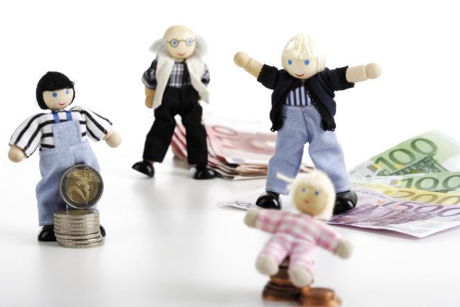 Moins d'un ménage sur cinq avait déjà reçu une donation début 2018, et moins d'un sur dix en avait déjà versé une.