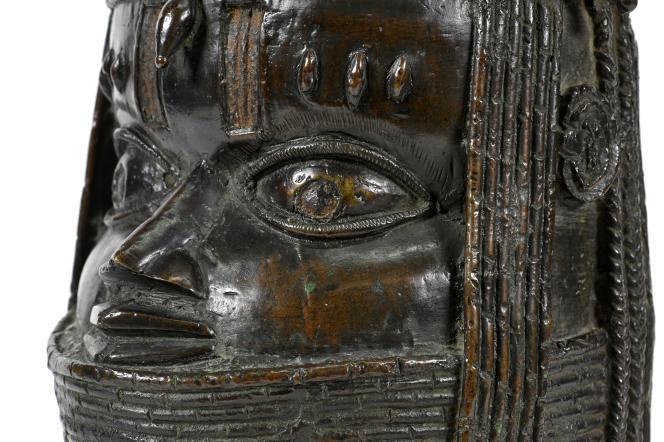 Königreich Benin (heute Südwesten Nigerias), 1957 von der University of Aberdeen, Schottland, versteigert