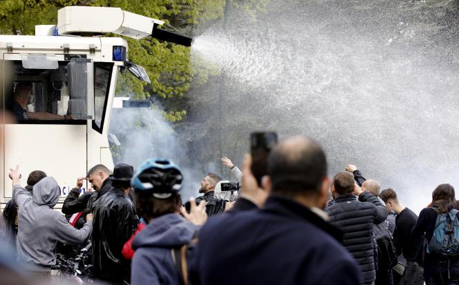 A Bruxelles, le 1er mai 2021.