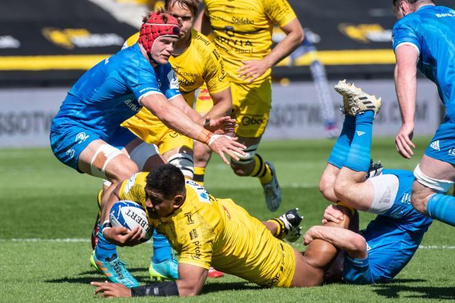 L'expérience du deuxième-ligne de La Rochelle Will Skelton a été cruciale contre le Leinster.