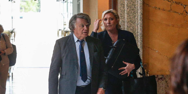 Diffusion de photos d'exactions de l'Etat islamique : Marine Le Pen et Gilbert Collard relaxés