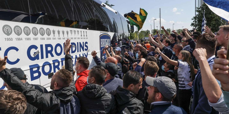 Football: les Girondins de Bordeaux en quête d'un avenir