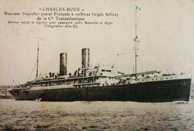 Le« Charles-Roux».