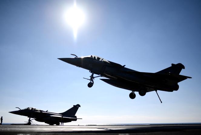 Cette vente confirmera le succès à l'exportation, tardif mais réel, de l'avion de combat français.